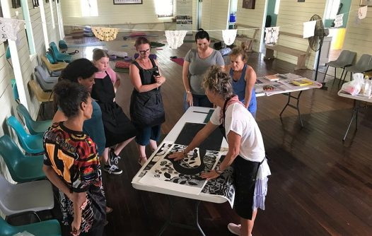 Art Workshops   Advocacy & Community Projects   Capricornia Catchments