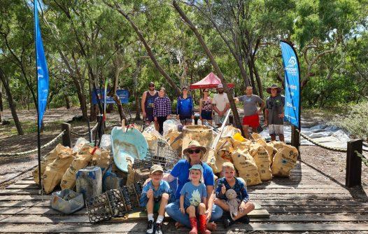 Five Rocks Beach Clean Up | Capricornia Catchments