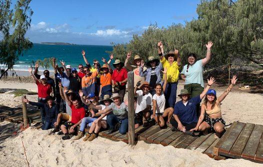 Great Keppel Island Boardwalk | Capricornia Catchments