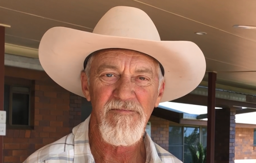 Jeff Mills   Meet the Committee   Capricornia Catchments