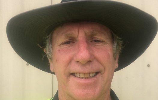 Peter MacCallum   Meet the Committee   Capricornia Catchments