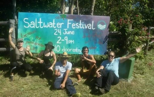 GenYadaba and the Saltwater Festival | Capricornia Catchments